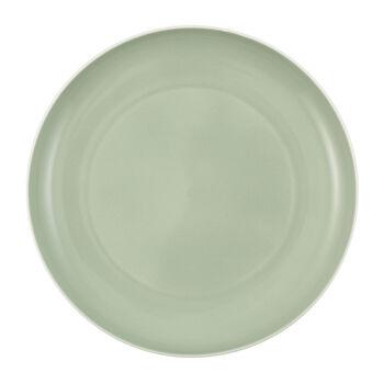 it's my match piatto, 27 cm, verde menta