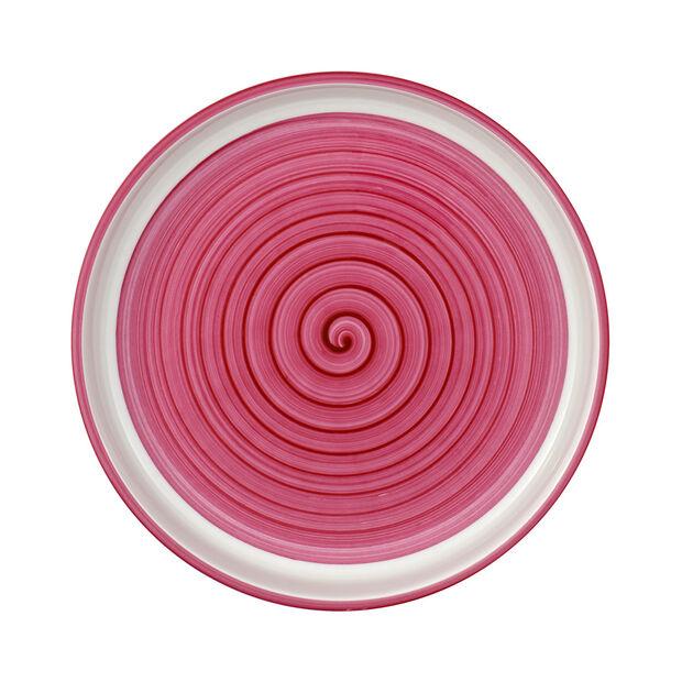 Clever Cooking Pink Piatto di portata / Coperchio tondo, , large