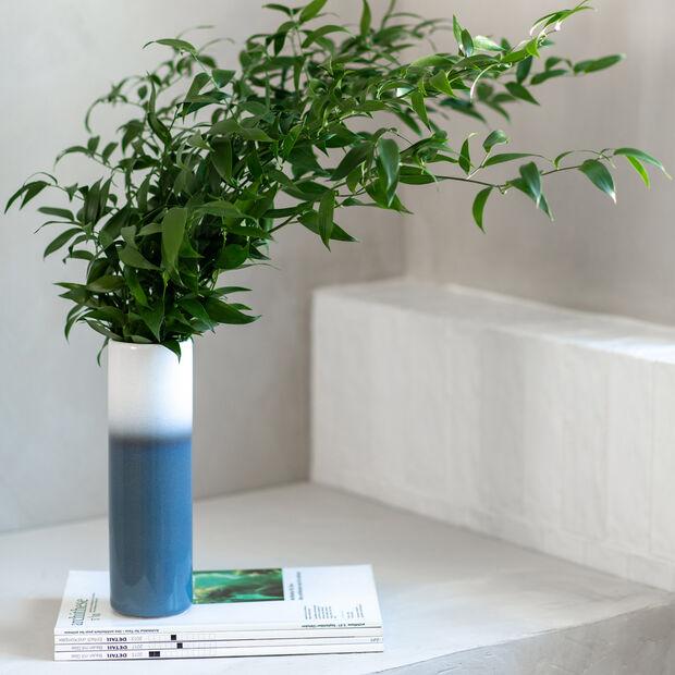 Lave Home vaso Cylinder, 7,5x7,5x25cm, blu, , large