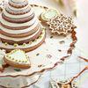 Toy's Delight piatto da torta su piedistallo, , large