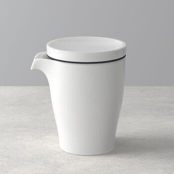 Coffee Passion bricco da caffè a doppia parete con coperchio