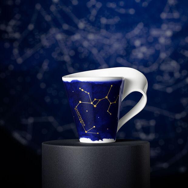 NewWave Stars tazza Sagittario, 300 ml, blu/bianco, , large