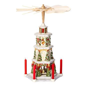 Christmas Toys Memory pirámide de Navidad