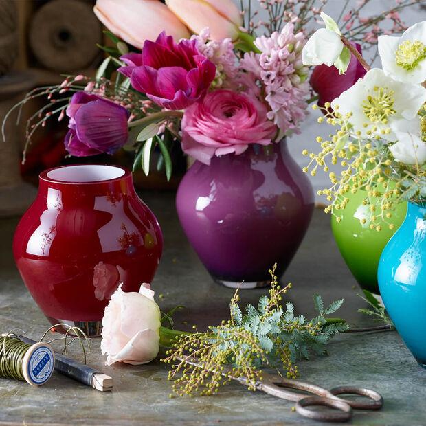 Oronda Mini Vaso deep cherry 120mm, , large