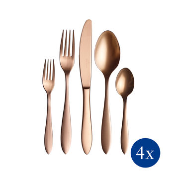 Manufacture Cutlery cubertería de mesa de 20 piezas