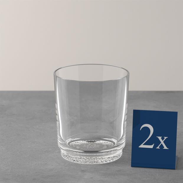 like by Villeroy & Boch it's my match set de vasos de agua, transparente, 9 x 10 cm, 2 unidades, , large