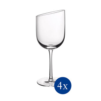 NewMoon set de vasos de vino tinto, 405 ml, 4 unidades