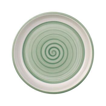 Clever Cooking Green piatto da portata rotondo 17 cm