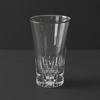 Grand Royal White Gold Bicchiere Long Drink 145mm