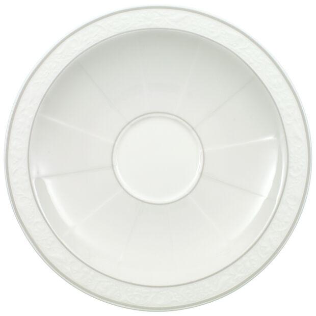 Gray Pearl piattino per tazza da tè/caffè, , large