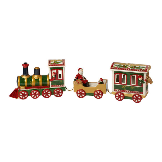 Christmas Toys Memory North Pole Express 55x8x15cm, , large