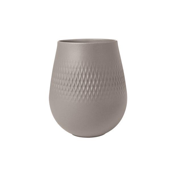 Manufacture Collier vaso, 12x15cm, carré, talpa, , large