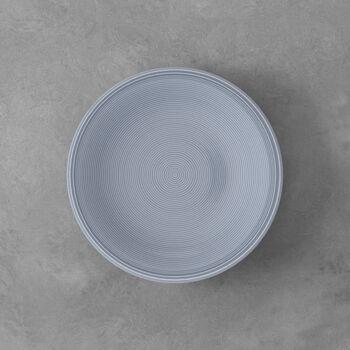 Color Loop Horizon piatto da colazione 21x21x2cm
