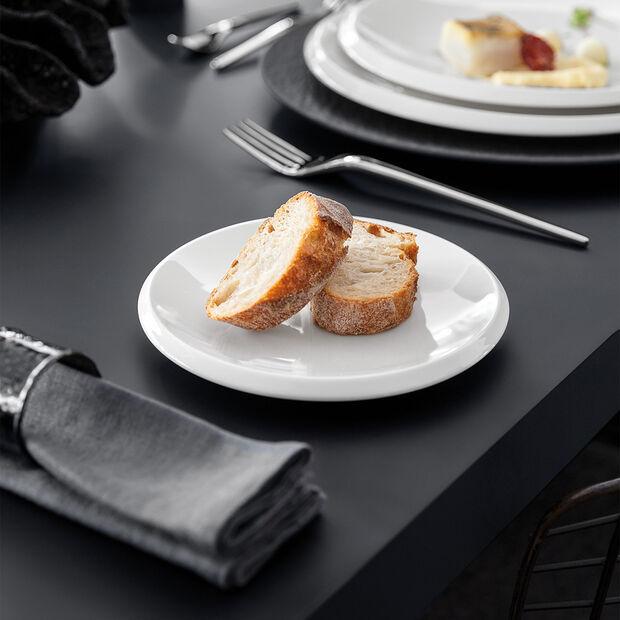 NewMoon piatto da pane, 16 cm, bianco, , large