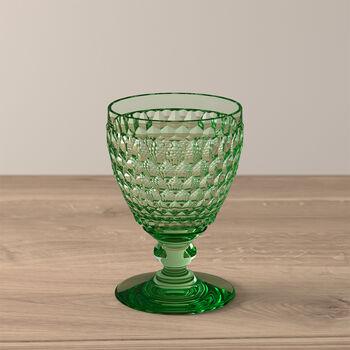 Boston Coloured Bicchiere da vino bianco Green
