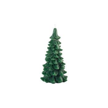 Winter Collage Accessoires Candela albero Natale L 25cm