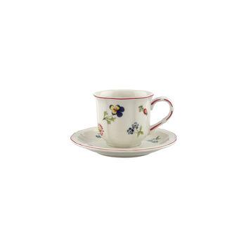 Petite Fleur set para moca y expreso de 2 piezas