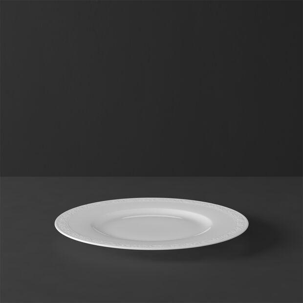 White Pearl piatto da colazione, , large