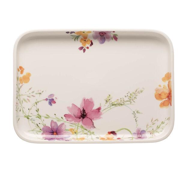 Mariefleur Basic piatto da portata rettangolare 36 x 26 cm, , large