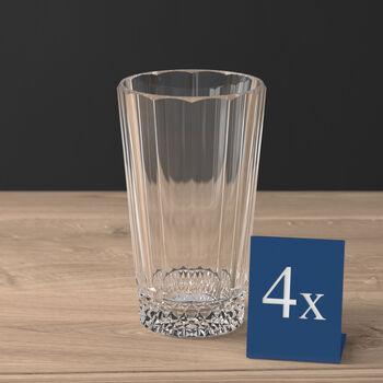 Opéra bicchiere per long drink set da 4
