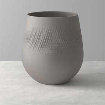 Manufacture Collier vaso, 21x23cm, carré, talpa