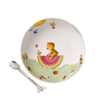Hungry as a Bear Set da pranzo per bambini, 2pz.