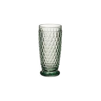 Boston coloured Bicchiere highball/birra green 162mm