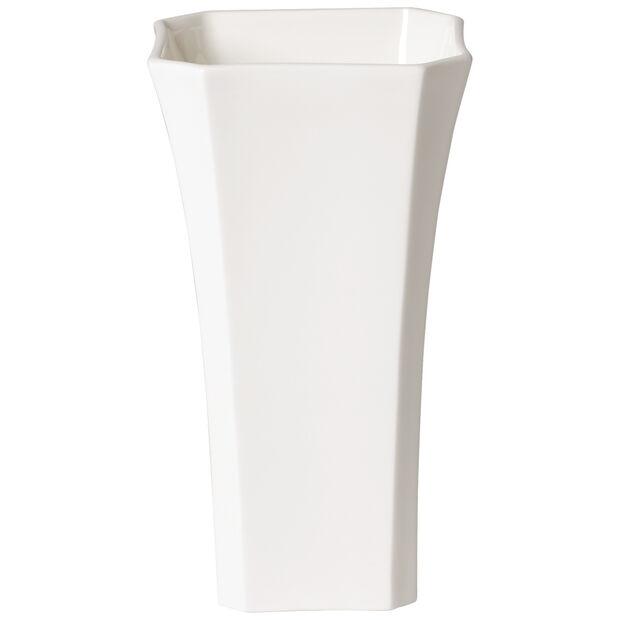 Classic Gifts White vaso piccolo 17 cm, , large