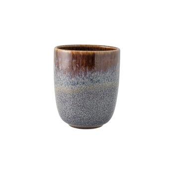 Lave Beige tazza senza manico, beige, 9 x 9 x 10,5 cm, 400 ml