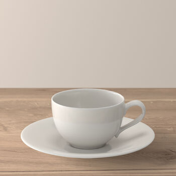 New Cottage Basic tazza da caffè con piattino 2 pezzi