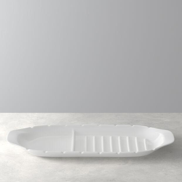 BBQ Passion Piatto a servire per spiedini XL 52x22cm, , large