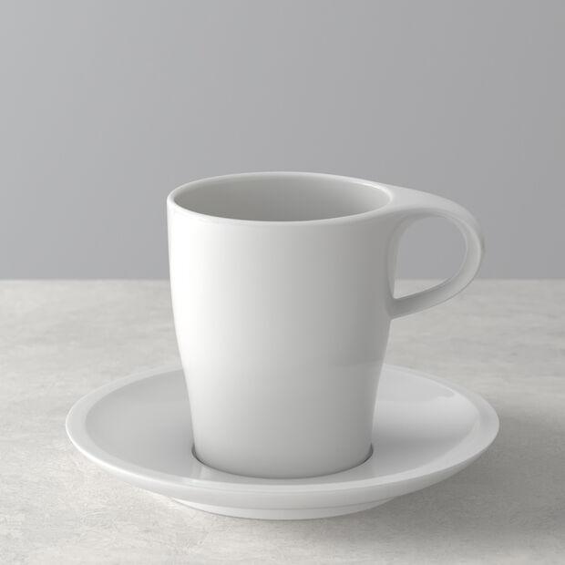 Coffee Passion tazza grande da caffè con piattino, , large