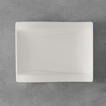 NewWave piatto da colazione rettangolare 26 x 20 cm
