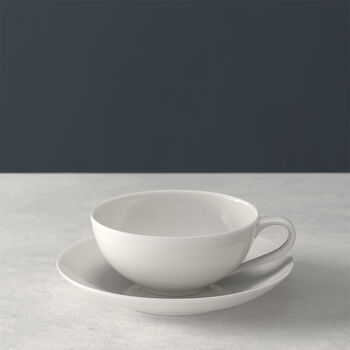 For Me tazza da tè con piattino set da 2