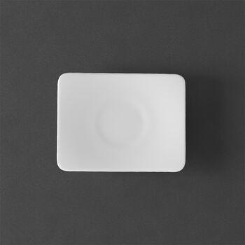 Modern Grace piattino per tazza da espresso 14x11 cm
