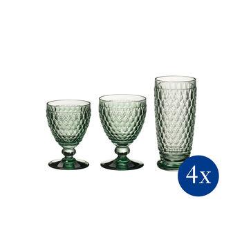 Boston coloured Set de vasos, 12 pzs.