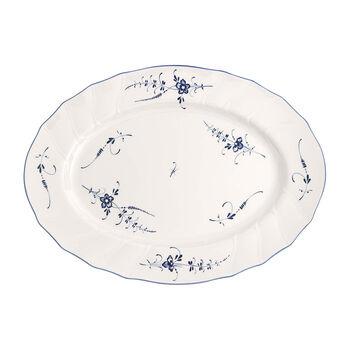 Vieux Luxembourg piatto ovale 43 cm