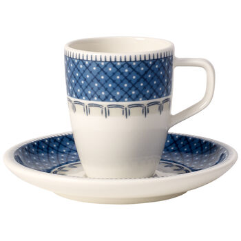 Casale Blu set da moka/espresso 2 pezzi