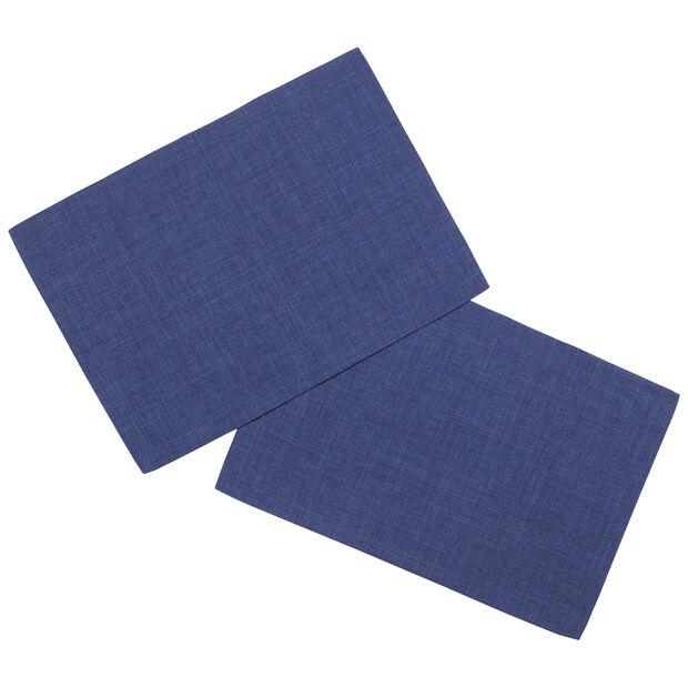Textil Uni TREND Tovaglietta turch. 2 pz. 35x50cm, , large