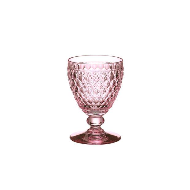 Boston Coloured Bicchiere da vino bianco Rose, , large