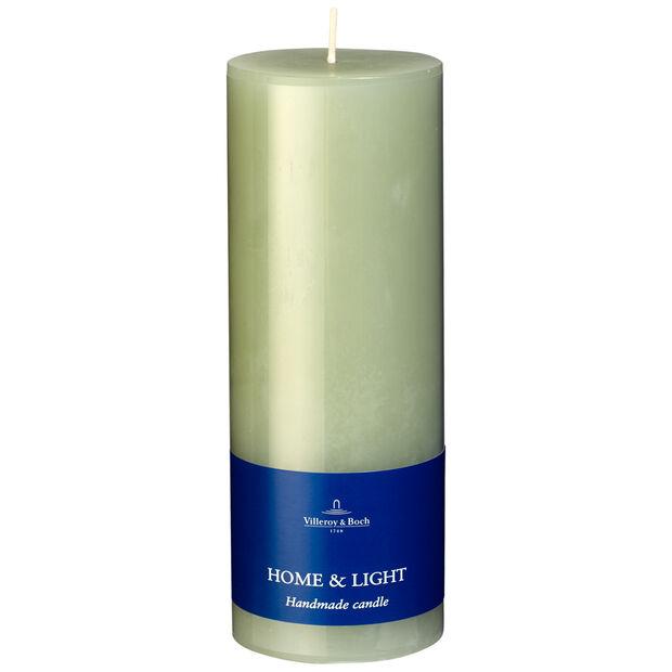 Essentials Candela Fog Green Pillar 7x19 7x19cm, , large