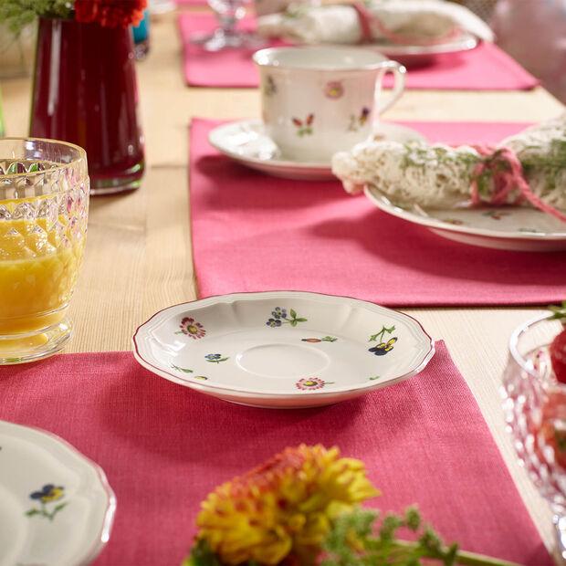 Petite Fleur piattino per tazza da tè, , large