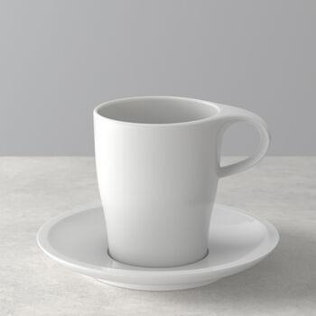 Coffee Passion tazza grande da caffè con piattino