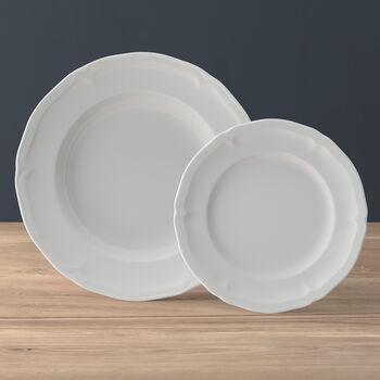 Manoir set de platos, 2 piezas, para 1 persona