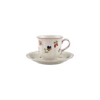 Petite Fleur set para café de 2 piezas