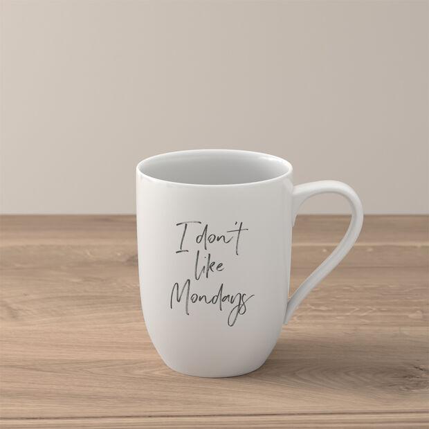 "Statement Tazza ""I don´t like Mondays"", , large"