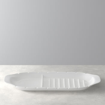 BBQ Passion Piatto a servire per spiedini XL 52x22cm