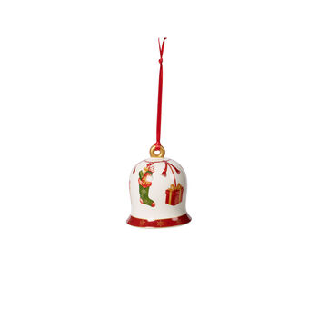 Annual Christmas Edition campana 2019, 6 x 6 x 7cm