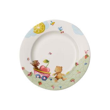 Hungry as a Bear Piatto piano bambini 220x220x26mm