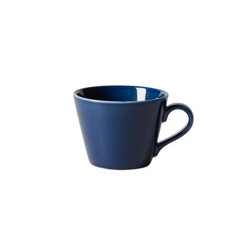 Organic Dark Blue tazza da caffè, blu scuro, 270 ml